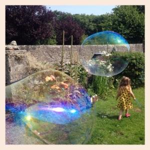 Bubble-tastic